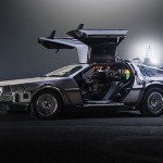 Time Traveling deLorean