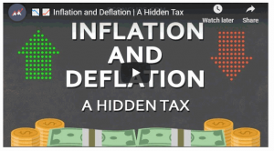 Inflation Hidden Tax