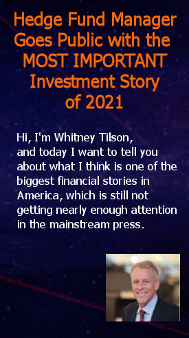 Hedge Fund Manager Whitney Tillson