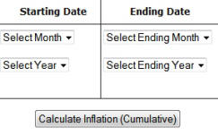 How Do I Calculate the Inflation Rate? | InflationData com